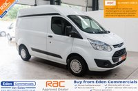 USED 2014 14 FORD TRANSIT CUSTOM 2.2 310 TREND 99 BHP HI ROOF * AIR CON + INTERNAL RACKING SYSTEM *