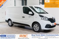 USED 2015 65 RENAULT TRAFIC 1.6 SL27 SPORT ENERGY DCI S/R P/V 1d 120 BHP