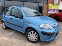 USED 2007 07 CITROEN C3 1.4 COOL HDI 5d 68 BHP Great Cheap First Car!