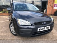 USED 2007 07 FORD FOCUS 1.6 LX 16V 5d AUTO 101 BHP FULL SERVICE HISTORY! AUTO!