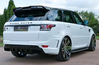 USED 2015 15 LAND ROVER RANGE ROVER SPORT 3.0 SD V6 HSE 4X4 (s/s) 5dr NAV+PAN ROOF+CAMERA+1 OWNER