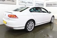 USED 2017 17 VOLKSWAGEN PASSAT 2.0 TDI R-Line DSG Auto 6Spd (s/s) 4dr PAN ROOF! 19' ALLOYS! EURO 6!