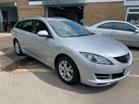 USED 2009 09 MAZDA 6 2.0 TS 5d ESTATE, MAY 2020 MOT, MAIN DEALER SERVICE HISTORY LONG MOT, HPI CLEAR, MAZDA SERVICE HISTORY, AIR CON