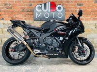 USED 2015 15 HONDA CBR1000RR FIREBLADE ABS Black Edition Pipewerx Exhaust + Extras