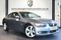 """USED 2009 59 BMW 3 SERIES 3.0 330D SE 2DR 242 BHP * NO ADMIN FEES * FINISHED IN STUNNING SPACE METALLIC GREY WITH FULL BLACK LEATHER INTERIOR + FULL SERVICE HISTORY + XENON LIGHTS + HEATED SEATS WITH MEMORY + CRUISE CONTROL + LIGHT PACKAGE + AUTO AIR CON + RAIN SENSORS + PARKING SENSORS + 18"""" ALLOY WHEELS"""
