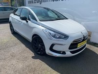 2013 CITROEN DS5 1.6 THP DSPORT 5d 197 BHP £10995.00