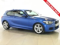 USED 2014 63 BMW 1 SERIES 2.0 116D M SPORT 3d 114 BHP 18