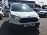 USED 2016 66 FORD TRANSIT COURIER 1.5 TREND TDCI 1d 74 BHP All Vehicles with minimum 6 months Warranty, Van Ninja Health Check and cannot be beaten on price!