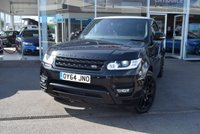 USED 2014 64 LAND ROVER RANGE ROVER SPORT 3.0 SDV6 HSE DYNAMIC 5d AUTO 288 BHP FINANCE TODAY WITH NO DEPOSIT