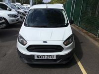 USED 2017 17 FORD TRANSIT COURIER 1.5 BASE TDCI 1d 74 BHP All Vehicles with minimum 6 months Warranty, Van Ninja Health Check and cannot be beaten on price!