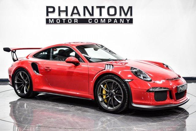 2016 16 PORSCHE 911 4.0 GT3 RS PDK 2d AUTO 494 BHP