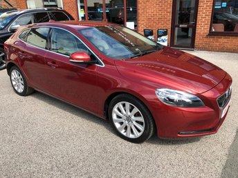 2013 VOLVO V40 2.0 D3 SE LUX NAV 5DOOR 148 BHP £8079.00
