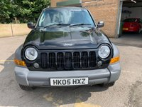 USED 2005 05 JEEP CHEROKEE 2.8 SPORT CRD 5d 161 BHP DEALER PX TO CLEAR JULY 20 MOT DEALER PX TO CLEAR, JULY 2020 MOT, VERY CLEAN EXAMPLE
