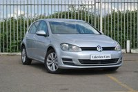 2014 VOLKSWAGEN GOLF 1.6 SE TDI BLUEMOTION TECHNOLOGY DSG 5d AUTO 103 BHP £7945.00