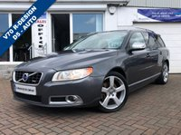 USED 2011 11 VOLVO V70 2.4 D5 R-DESIGN SE 5d AUTO 205 BHP SUPPLIED WITH 12 MONTHS MOT, LOVELY CAR TO DRIVE