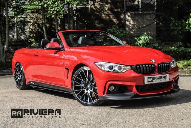 2016 16 BMW 4 SERIES 3.0 435D XDRIVE M SPORT 2d AUTO 309 BHP