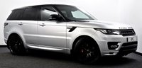 USED 2016 16 LAND ROVER RANGE ROVER SPORT 3.0 SD V6 Autobiography Dynamic 4X4 (s/s) 5dr £11k Extra's, Rear DVD's, TV +