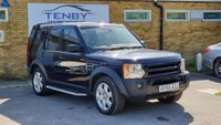2005 LAND ROVER DISCOVERY 2.7 3 TDV6 HSE 5d AUTO 188 BHP £4984.00