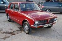 USED 1975 TRIUMPH TOLEDO 1.3 1.3 4d 58 BHP KVT204P 1975 TRIUMPH TOLEDO 1.3 PETROL CLASSIC SALOON 4 DOOR 58 BHP - TAX & MOT EXEMPT - LOVELY CAR GREAT INVESTMENT