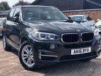 2016 BMW X5 2.0 SDRIVE25D SE 5dr AUTO 231 BHP £21400.00