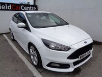 USED 2015 64 FORD FOCUS 2.0 ST-2 TDCI 5d 183 BHP £249 A MONTH DAB RADIO   HALF LEATHER SATELLITE NAVIGATION BLUETOOTH CLIMATE CONTROL FULL SERVICE HISTORY