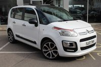 USED 2017 17 CITROEN C3 PICASSO 1.6 BLUEHDI PLATINUM PICASSO 5d 98 BHP £20 ROAD TAX *