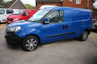 USED 2016 16 FIAT DOBLO 1.2 16V SX MULTIJET MAXI  90 BHP LONG WHEEL BASE