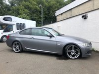 USED 2012 62 BMW 3 SERIES 2.0 320D M SPORT 2d 181 BHP