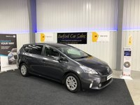 USED 2014 64 TOYOTA PRIUS PLUS 1.8 ICON 5d AUTO 99 BHP