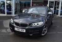 2016 BMW M2 3.0 M235I 2d 322 BHP £17990.00