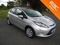 USED 2011 11 FORD FIESTA 1.2 EDGE 5d 59 BHP Part Ex to clear - Nice Size 5 Door Hatchback, AUX Input, Air Con