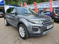 USED 2016 16 LAND ROVER RANGE ROVER EVOQUE 2.0 TD4 SE 5d 177 BHP 0%  FINANCE AVAILABLE ON THIS CAR PLEASE CALL 01204 393 181