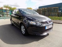 USED 2011 11 VOLKSWAGEN POLO 1.2 S A/C 5d 60 BHP Full Service History - Air Con