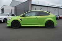 USED 2010 60 FORD FOCUS 2.5 RS 3d 300 BHP