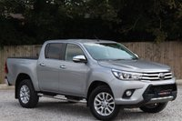USED 2017 17 TOYOTA HI-LUX 2.4 INVINCIBLE 4WD D-4D DCB 1d AUTO 148 BHP ** FINANCE AVAILABLE ** **PRICE IS PLUS VAT*