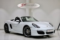 USED 2015 64 PORSCHE BOXSTER 2.7 24V PDK 2d AUTO 265 BHP HUGE SPECIFICATION CHRONO/PCM/PASM/BOSE/20' WHEEL