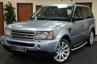 2008 LAND ROVER RANGE ROVER SPORT 2.7 TDV6 SPORT HSE 5d AUTO 188 BHP £SOLD