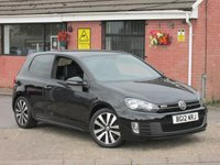 2012 VOLKSWAGEN GOLF 2.0 GTD TDI (LEATHER) 170 BHP 3dr £8490.00