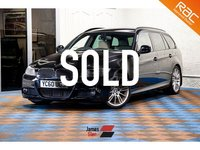 USED 2010 60 BMW 3 SERIES 3.0 330D M SPORT TOURING 5d AUTO 242 BHP