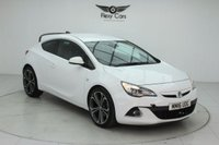 USED 2016 16 VAUXHALL ASTRA 1.4 GTC LIMITED EDITION 3d AUTO 138 BHP