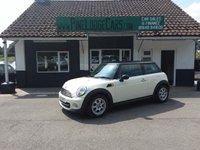 USED 2011 MINI HATCH COOPER 1.6 COOPER 3d 122 BHP FINANCE AND PART EXCHANGE WELCOME. 3 MONTHS WARRANTY. ALL CARS HAVE A YEAR MOT AND A FRESH SERVICE.