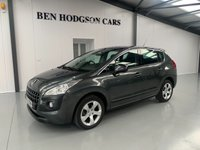 USED 2012 62 PEUGEOT 3008 1.6 ACTIVE HDI FAP 5d 112 BHP Only 50k Miles! Park assist!
