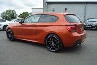 USED 2012 62 BMW 1 SERIES 2.0 125D M SPORT 3d AUTO 215 BHP