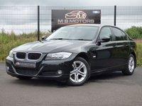 2010 BMW 3 SERIES 316D ES 4d 114 BHP £4495.00