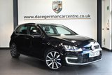 "USED 2015 65 VOLKSWAGEN GOLF 1.4 GTE NAV DSG 5DR AUTO 150 BHP full service history * NO ADMIN FEES * FINISHED IN STUNNING BLACK WITH CLOTH UPHOLSTERY + SATELLITE NAVIGATION + BLUETOOTH + DAB RADIO + HEATED SEATS  + CRUISE CONTROL + HEATED ELECTRIC FOLDING MIRRORS + USB/AUX PORT +AIR CON + PARKING SENSORS + 18"" ALLOY WHEELS"