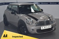 USED 2013 63 MINI HATCH ONE 1.6 ONE D BAKER STREET 3d 90 BHP (ONLY 47,000 MILES)