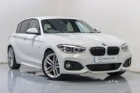 USED 2015 15 BMW 1 SERIES 1.6 118I M SPORT 5d 134 BHP