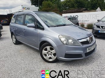 View our 2007 57 VAUXHALL ZAFIRA 1.6 ENERGY 16V 5d 105 BHP