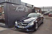 2014 MERCEDES-BENZ E CLASS 2.1 E220 CDI AMG SPORT 2d AUTO 170 BHP £14799.00
