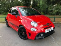 USED 2016 16 ABARTH 595 1.4 595 COMPETIZIONE 3d 177 BHP OVER £6000 OF EXTRAS !!!!